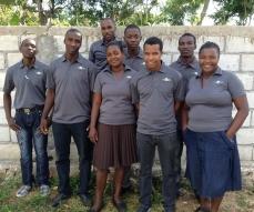 New Life School teachers and staff.