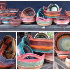 Baskets by Nicole Pytrion