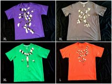 T-shirts by Astrel Joseph
