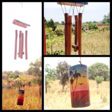 Windchimes by Anicet Colin